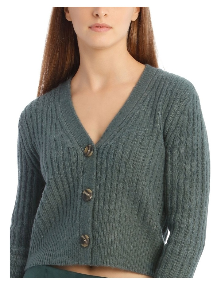Long Sleeve Buttoned Cardigan image 4