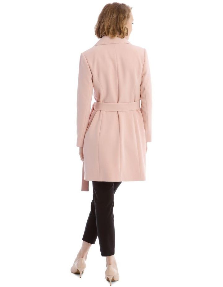 Belted Wrap Coat image 3
