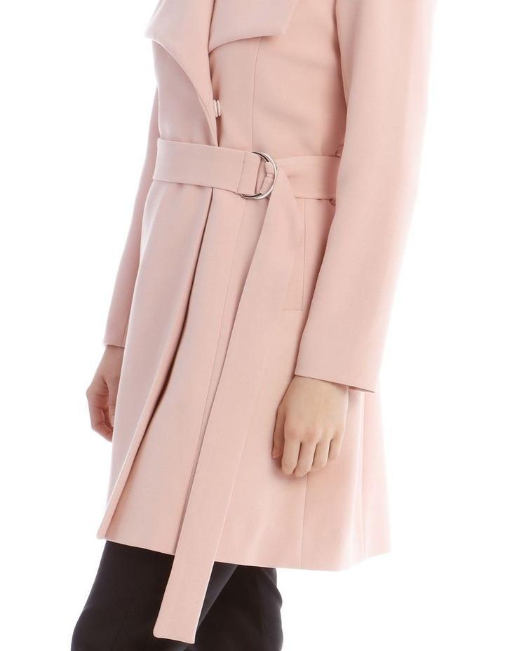 Belted Wrap Coat image 4