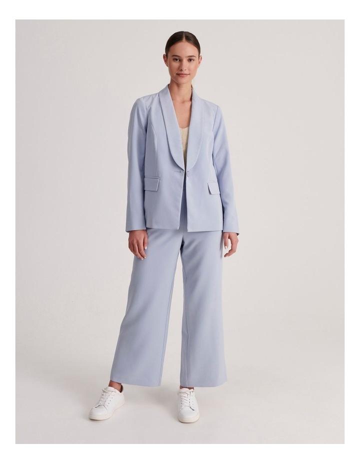 Petites Tailored Single Button Blazer image 2
