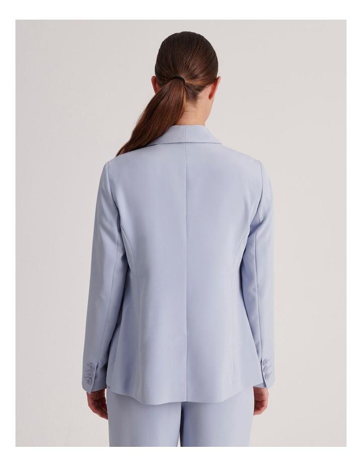 Petites Tailored Single Button Blazer image 4