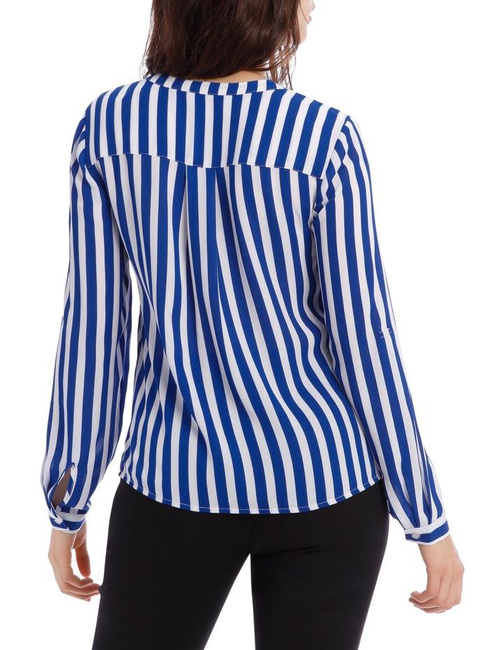 Button Through Shirt - Stripe image 3