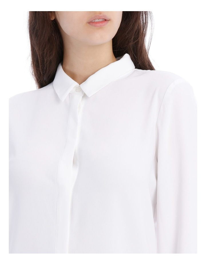 White Work Shirt image 4