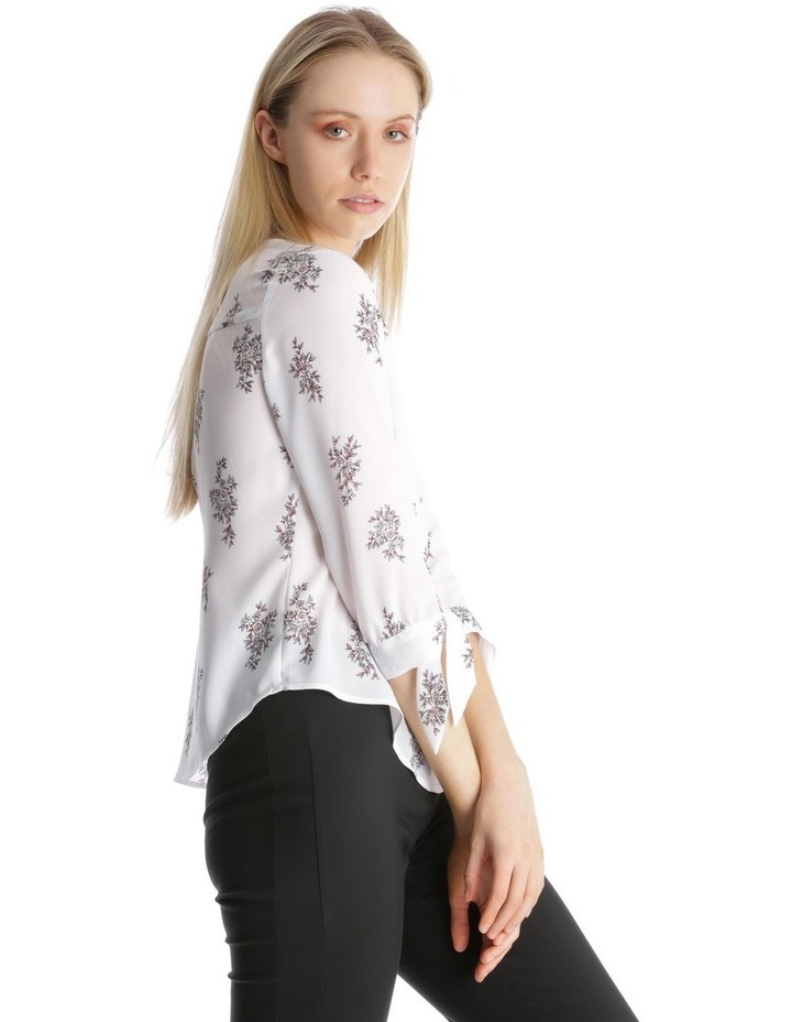Tie Sleeve Shirt image 2
