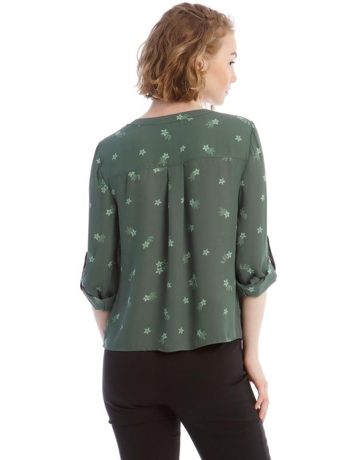 Zip Front Shirt image 3