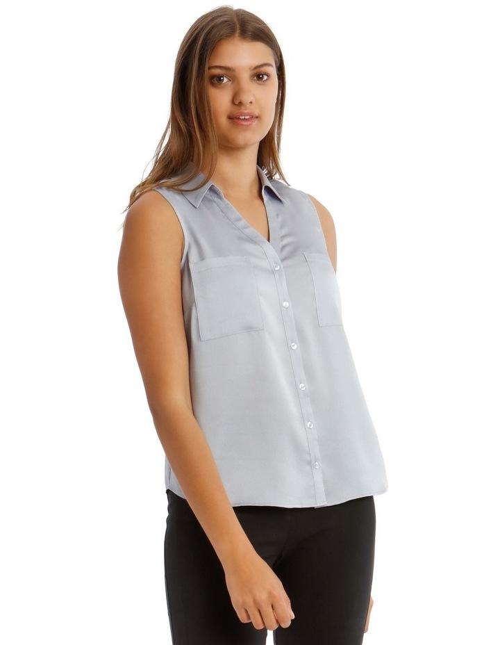 Sleeveless Utility Shirt image 1