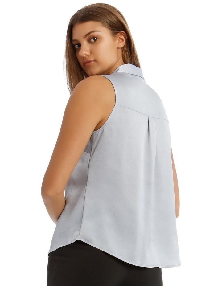 Sleeveless Utility Shirt image 3