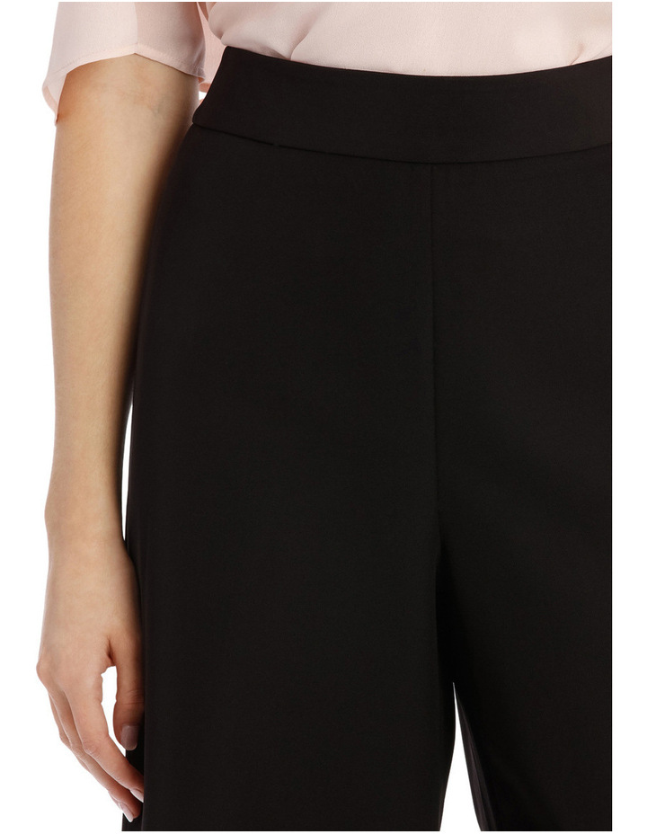 Structured Culotte Pant image 4