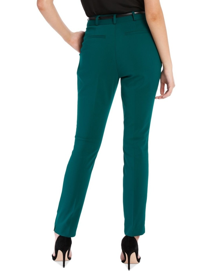 Emerald Chloe Belted Smart Pant image 5