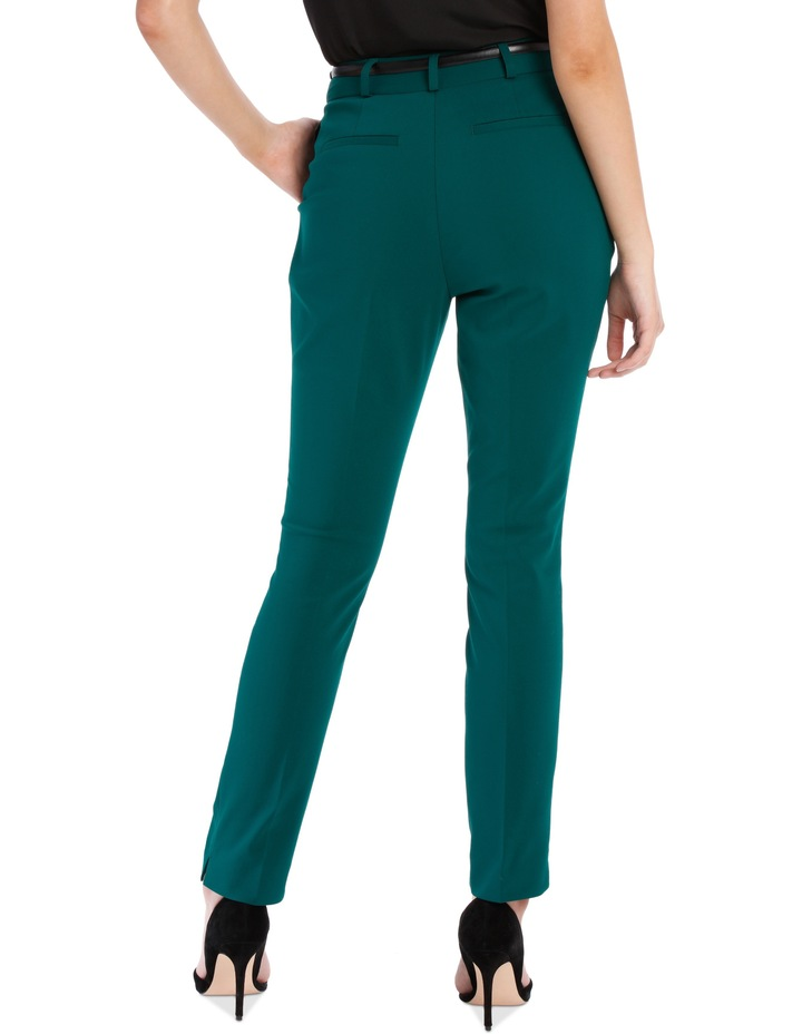 Emerald Chloe Belted Smart Pant image 6