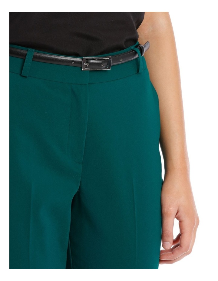 Emerald Chloe Belted Smart Pant image 7