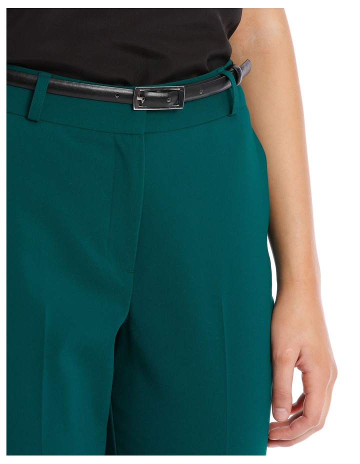 Emerald Chloe Belted Smart Pant image 8