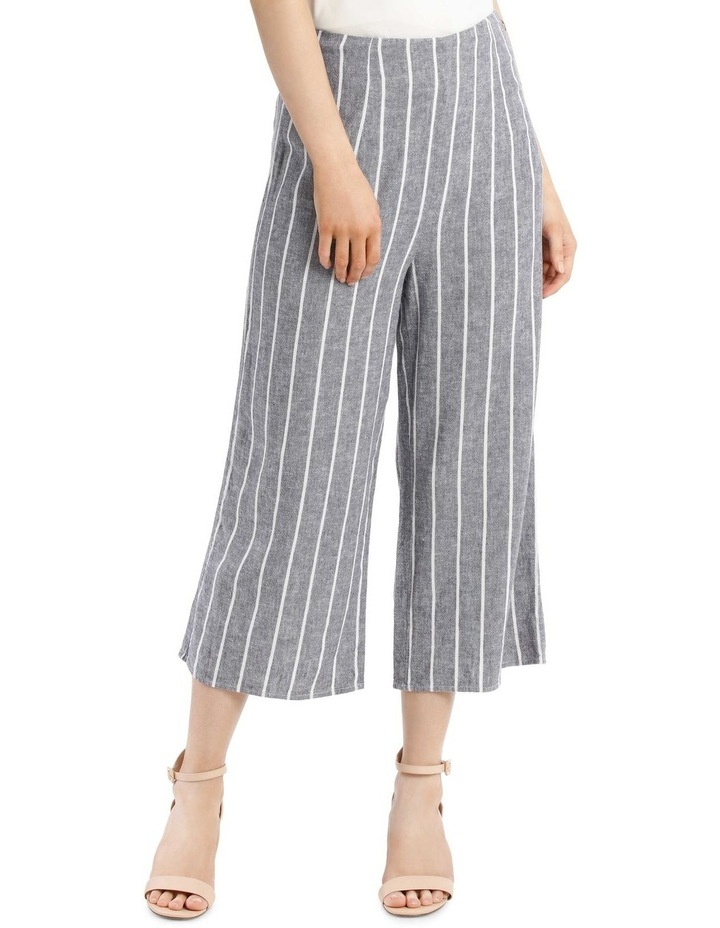 Wide Leg Button Side Pant image 1