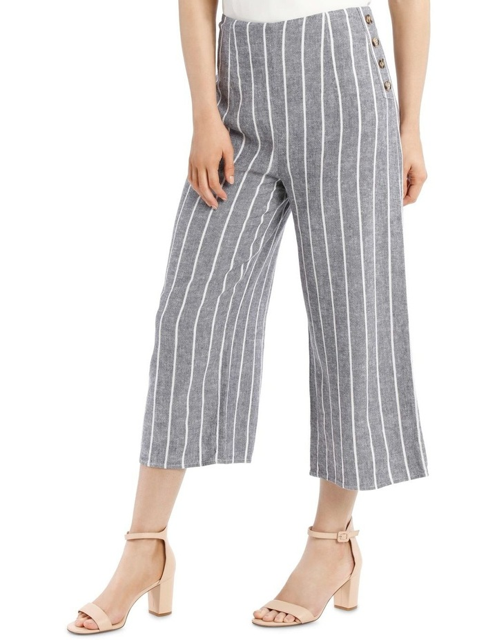 Wide Leg Button Side Pant image 2
