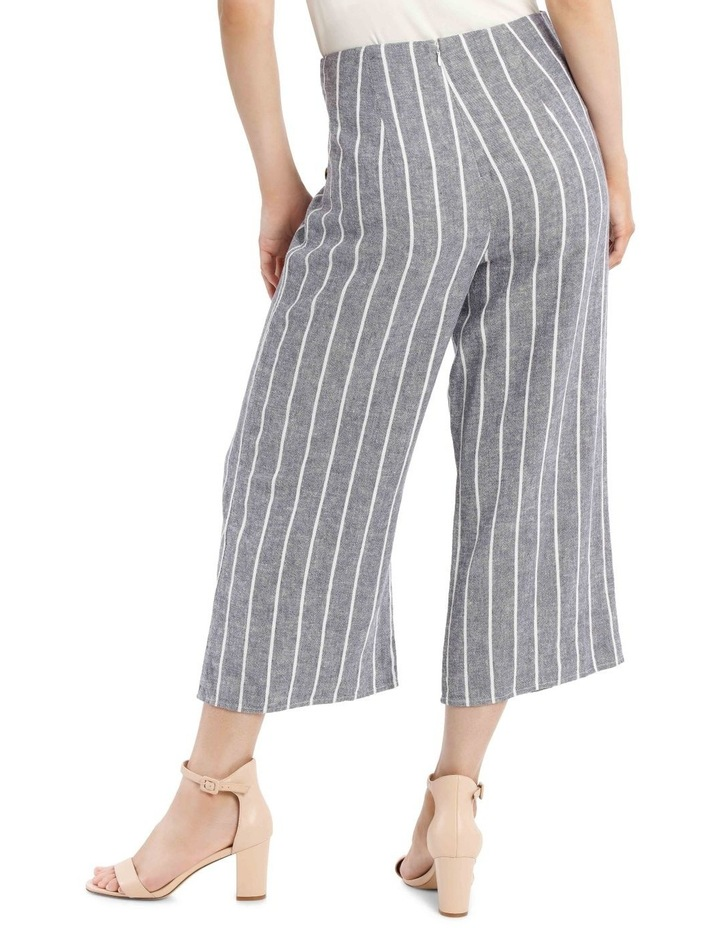 Wide Leg Button Side Pant image 3