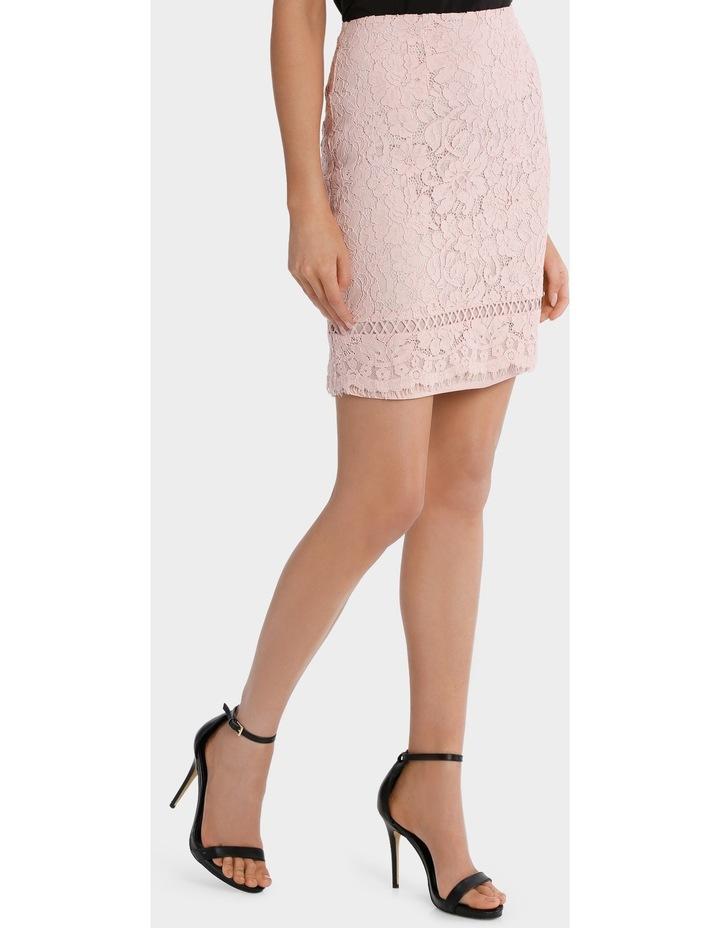 lace pencil skirt image 2