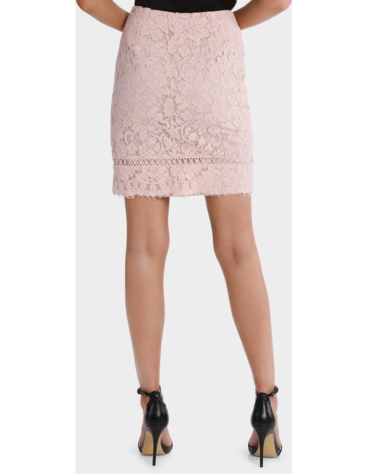 lace pencil skirt image 3