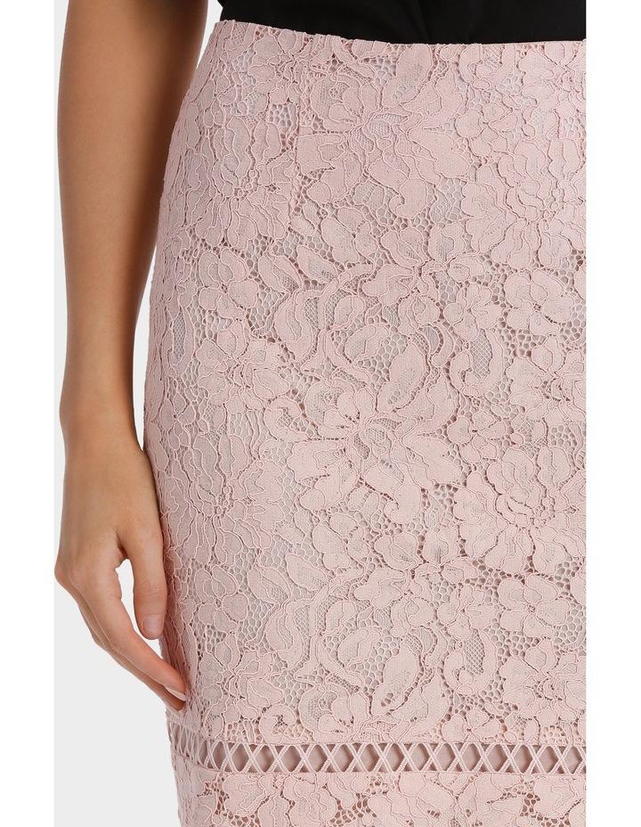 lace pencil skirt image 4