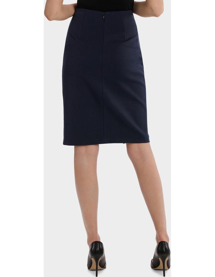 Asymmetrical Button Up Skirt image 3