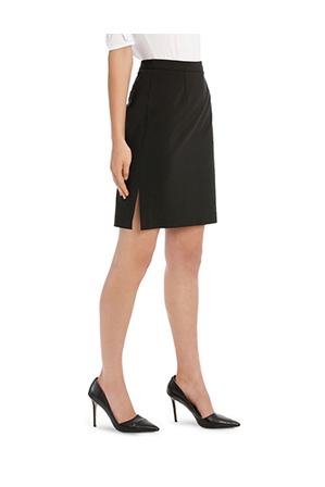 Tokito Petites - London Pencil Skirt With Side Splits