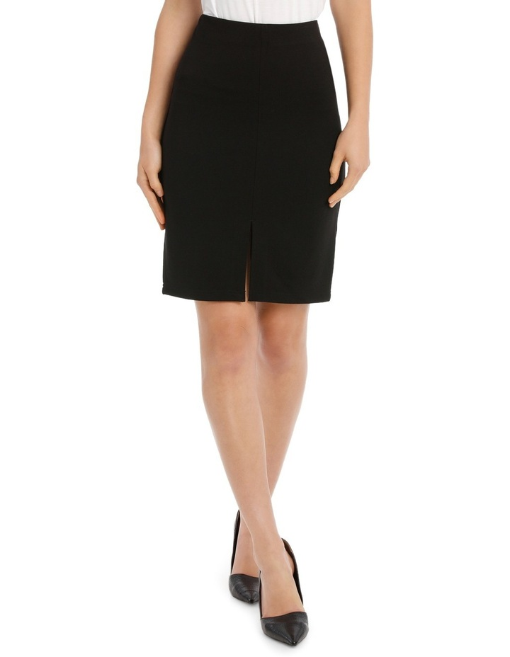 New York Pencil Skirt With Front Split image 1