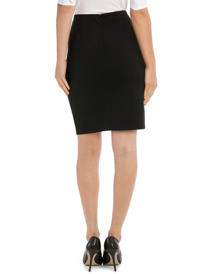New York Pencil Skirt With Front Split image 3
