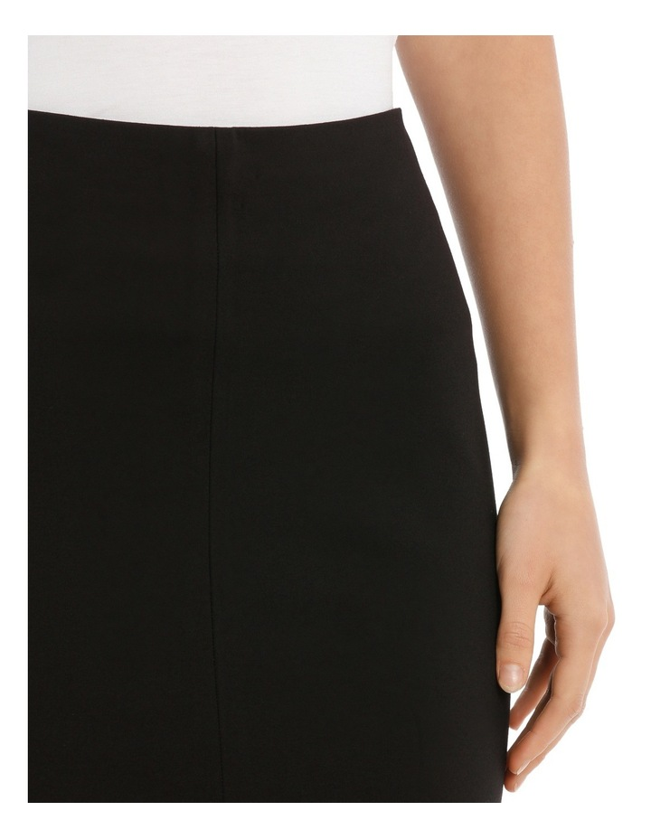 New York Pencil Skirt With Front Split image 4