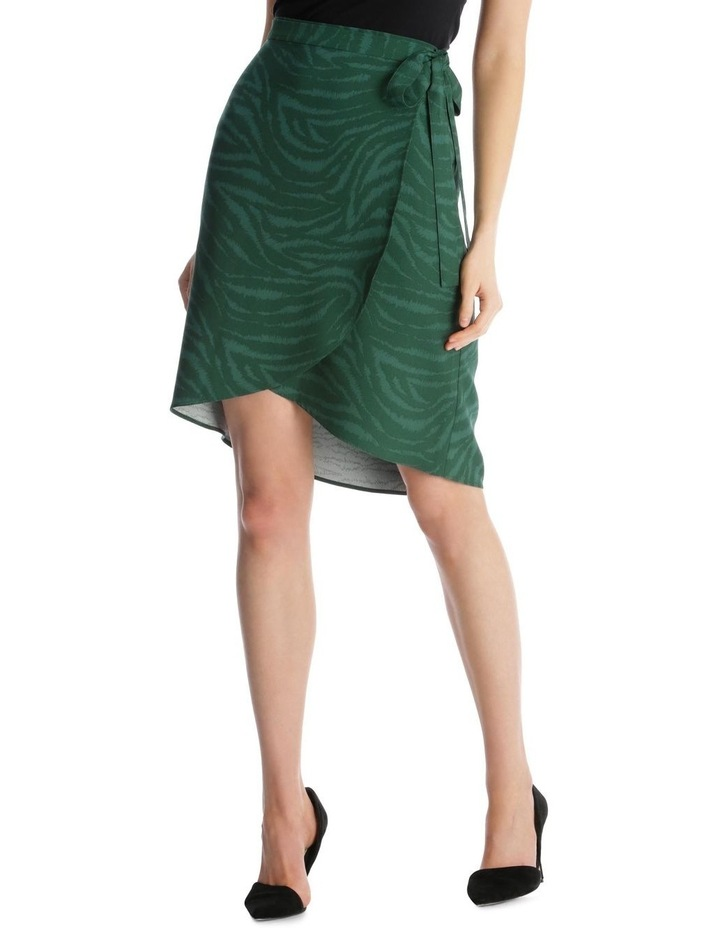 Wrap Midi Skirt image 1