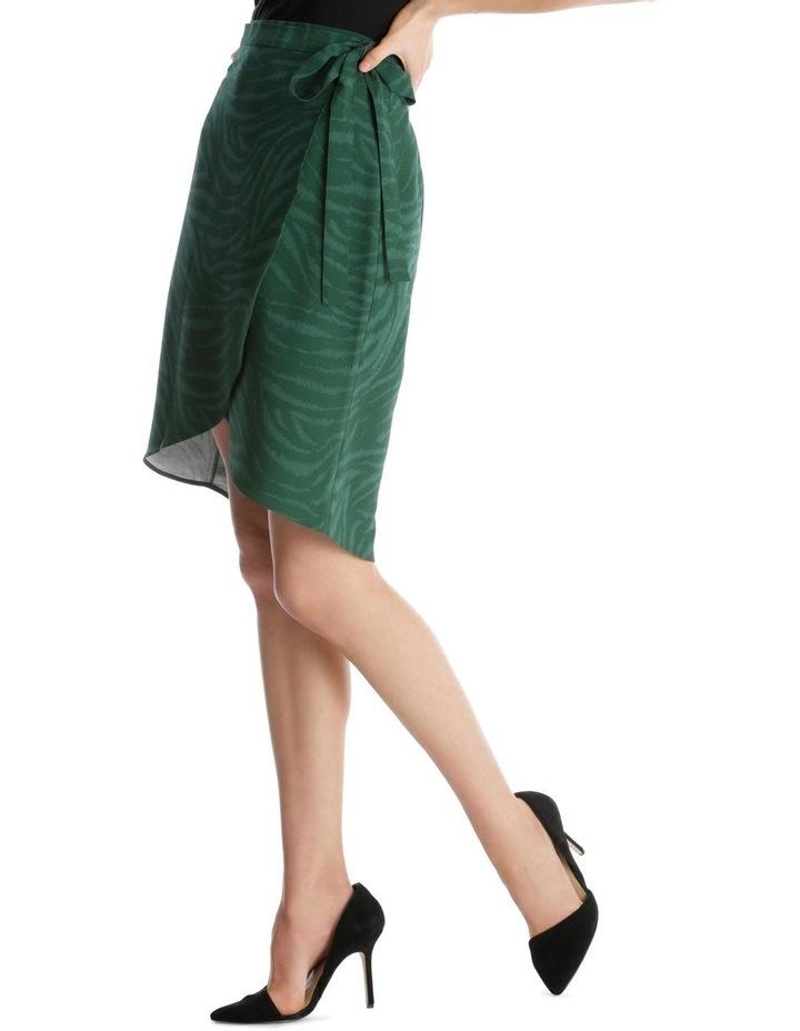 Wrap Midi Skirt image 2
