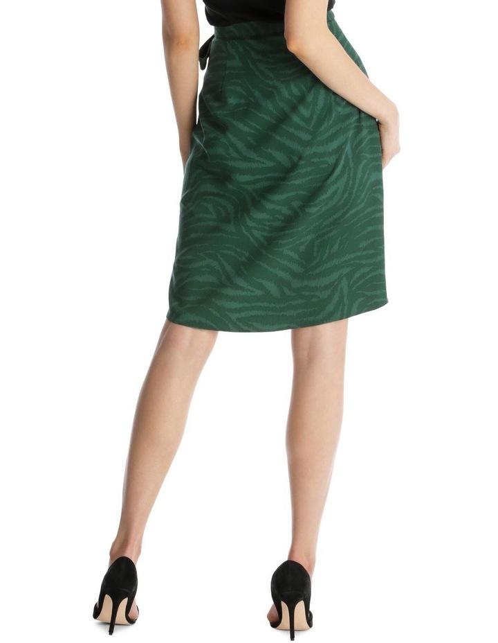 Wrap Midi Skirt image 3