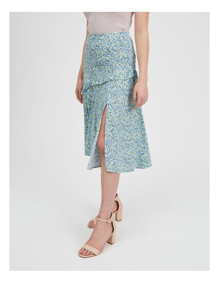 Asym Split Front Midi Skirt image 4