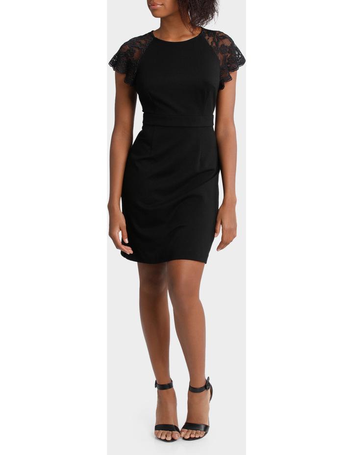 Lace Sleeve Work Dress image 1