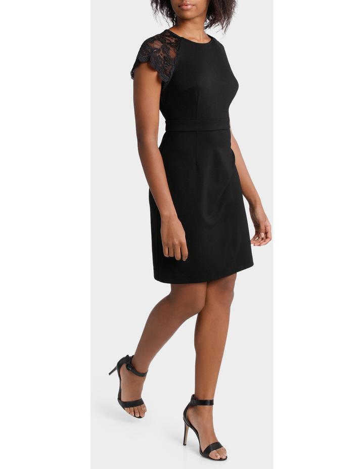 Lace Sleeve Work Dress image 2