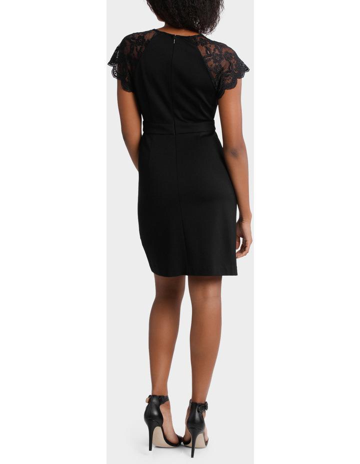 Lace Sleeve Work Dress image 3