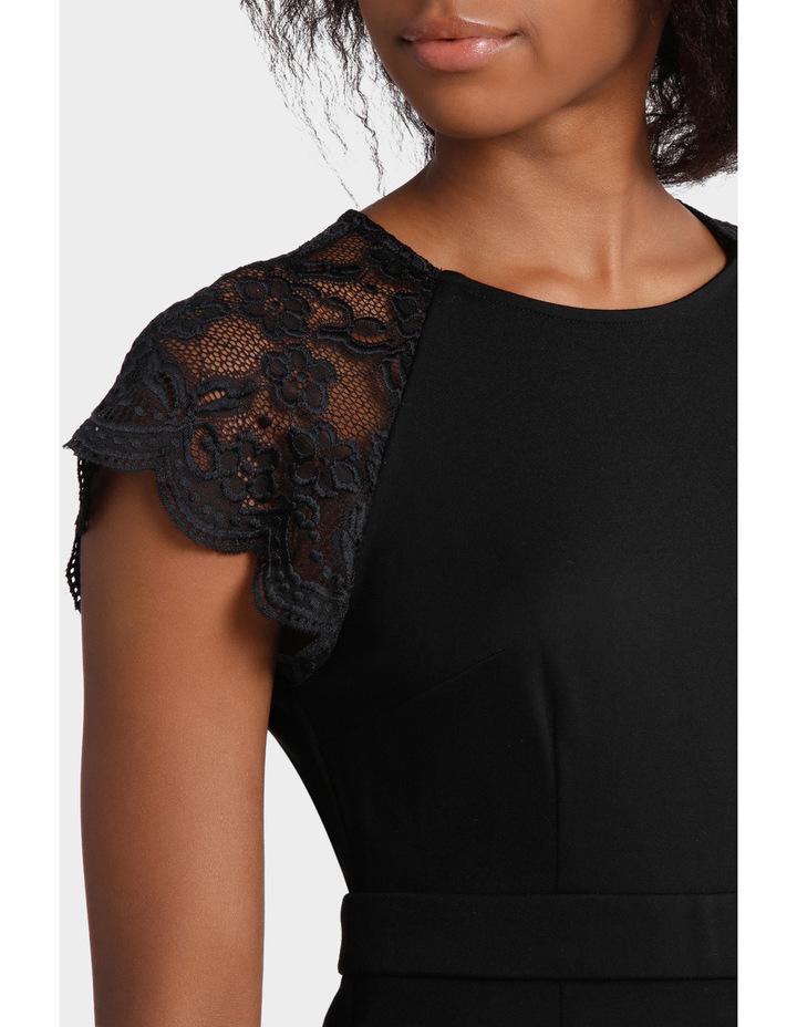 Lace Sleeve Work Dress image 4