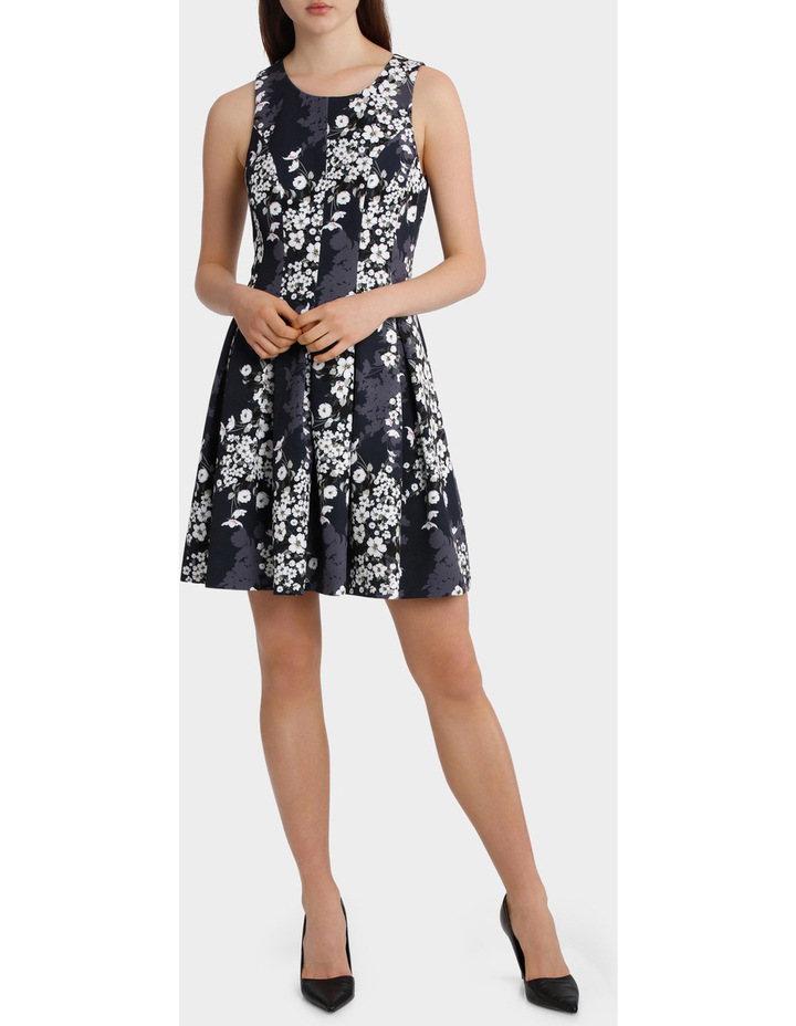 pleasantly pleated dress image 1