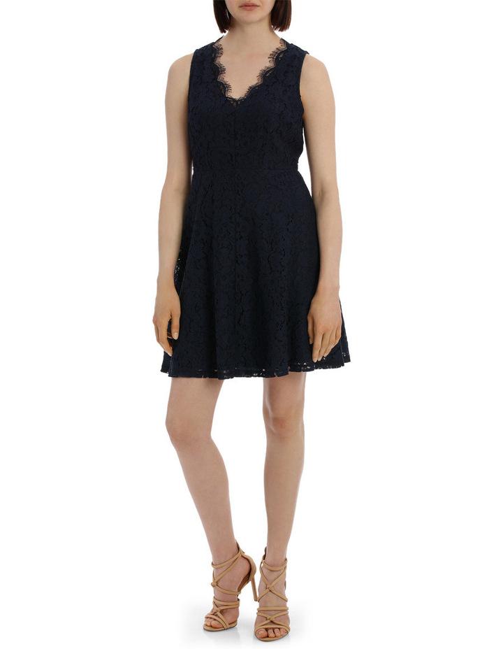 Lace Skater Dress image 1