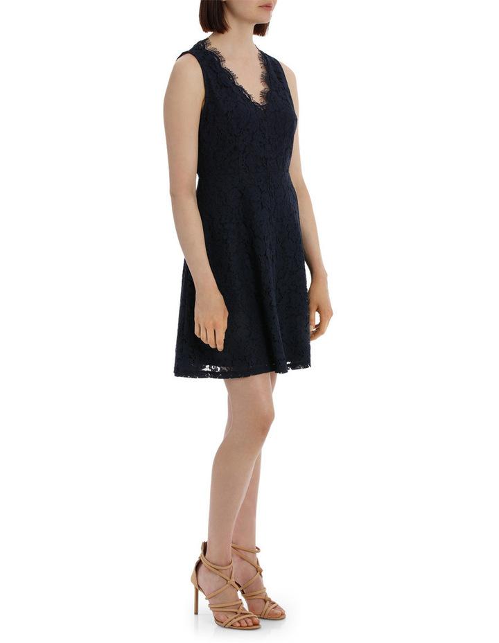 Lace Skater Dress image 2