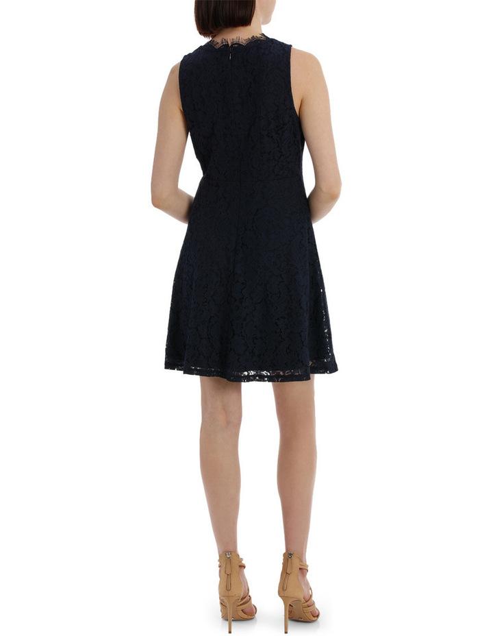 Lace Skater Dress image 3