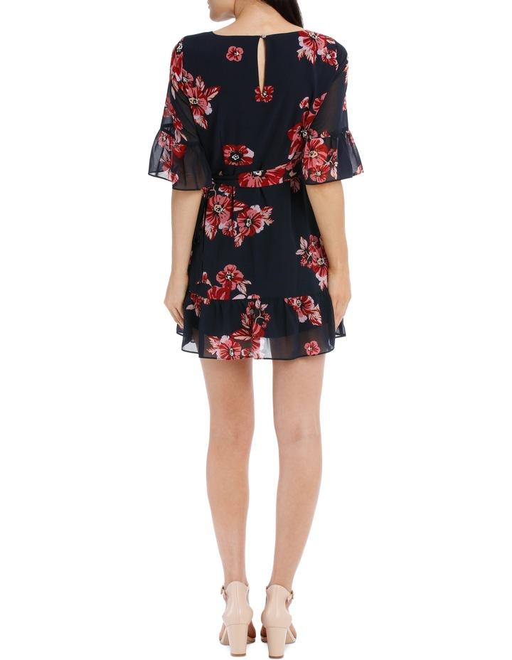 apron front dress - graphic poppy image 3