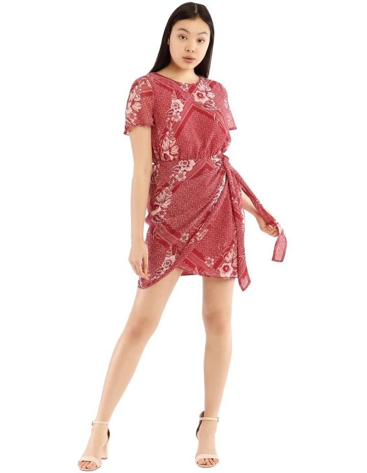 Apron Wrap Dress image 1
