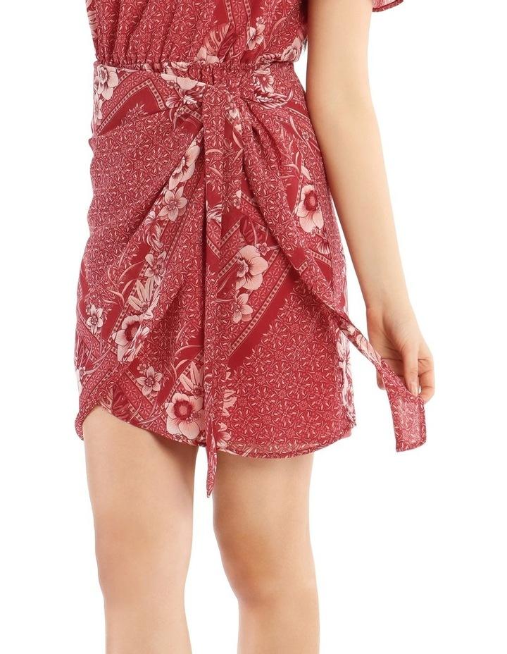 Apron Wrap Dress image 4
