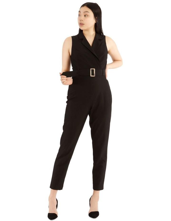 Tuxedo Jumpsuit image 1