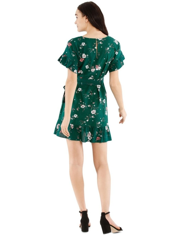 Apron Front Frill Dress image 3