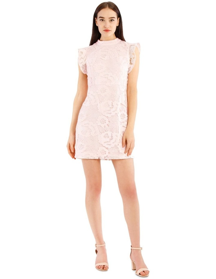 High Neck Lace Dress image 1