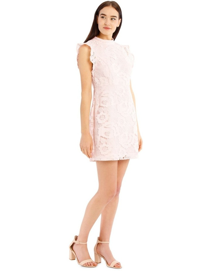 High Neck Lace Dress image 2