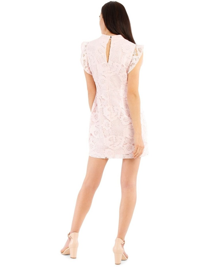 High Neck Lace Dress image 3