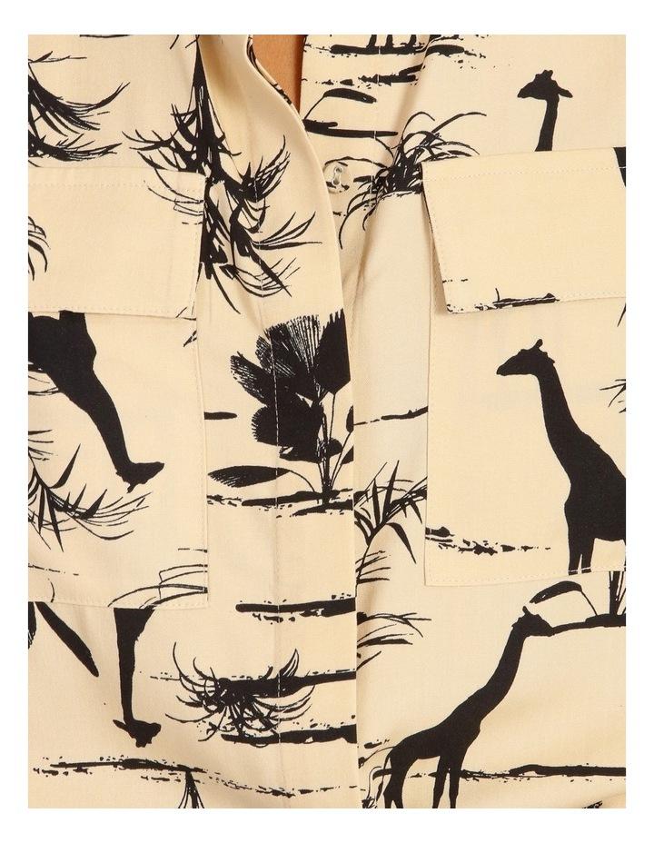Safari Sleeveless Shirt image 5