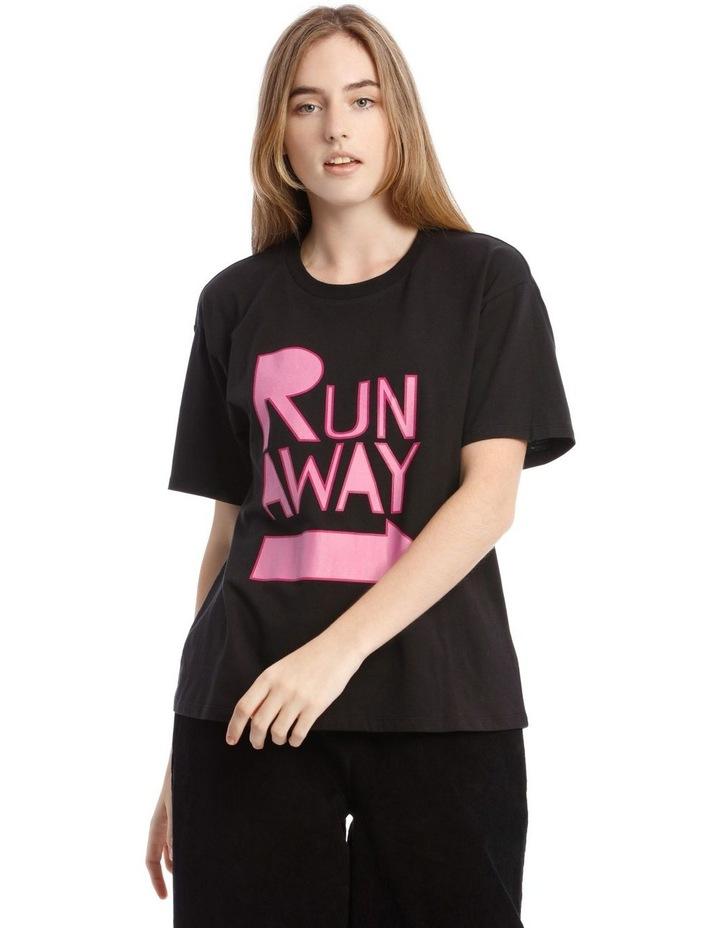 Run Away Graphic Tee image 1