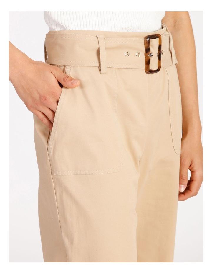 Utility Wide Leg Pants image 4